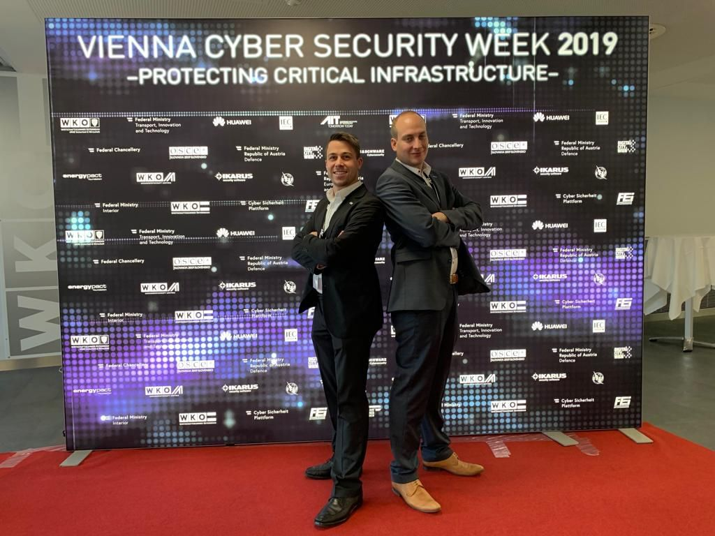 EPS-praesentiert-Mini-Rechenzentrum-Cyber-Security-Week-Vienna-2019
